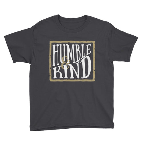 Humble and Kind Youth Short Sleeve T-Shirt