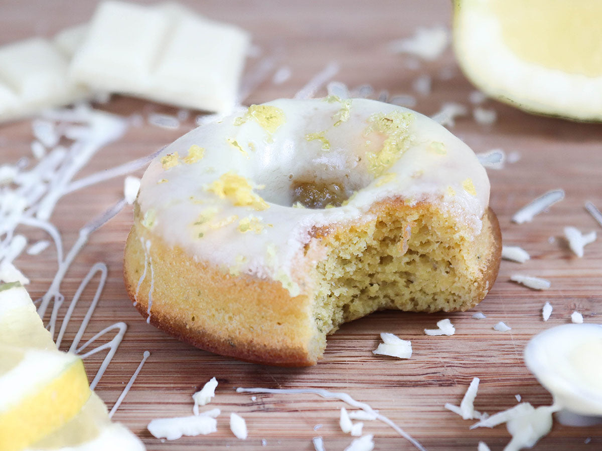 Fresh Lemon Donut