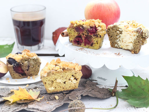 Sweet Kitcen Herbst Muffins low carb