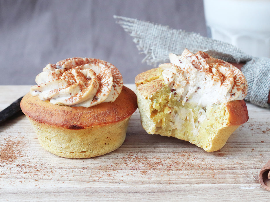 Chai Latte Muffin