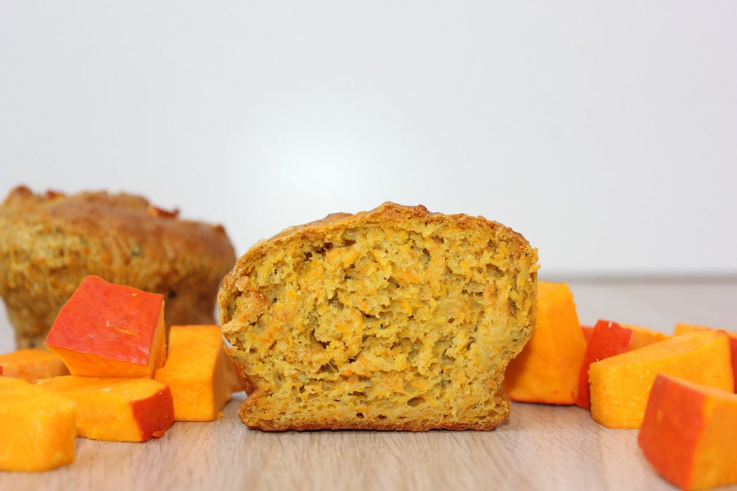 Pumpkin Muffin, Kürbis, low carb