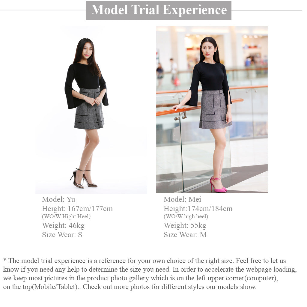 model trial experience and reference