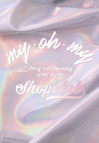THE MY-OH-MY SHOPCLUB x AIRICH