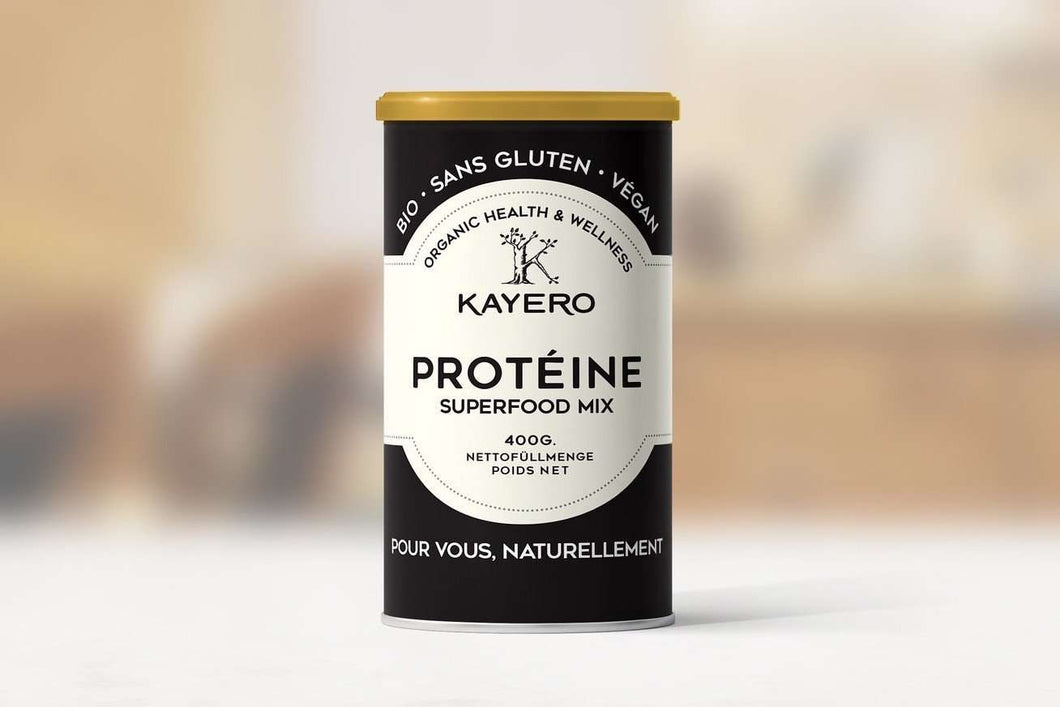 Protéine Superfood Mix - BIO