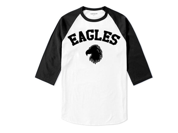 Canon LCV3 Raglan Eagles Shirt