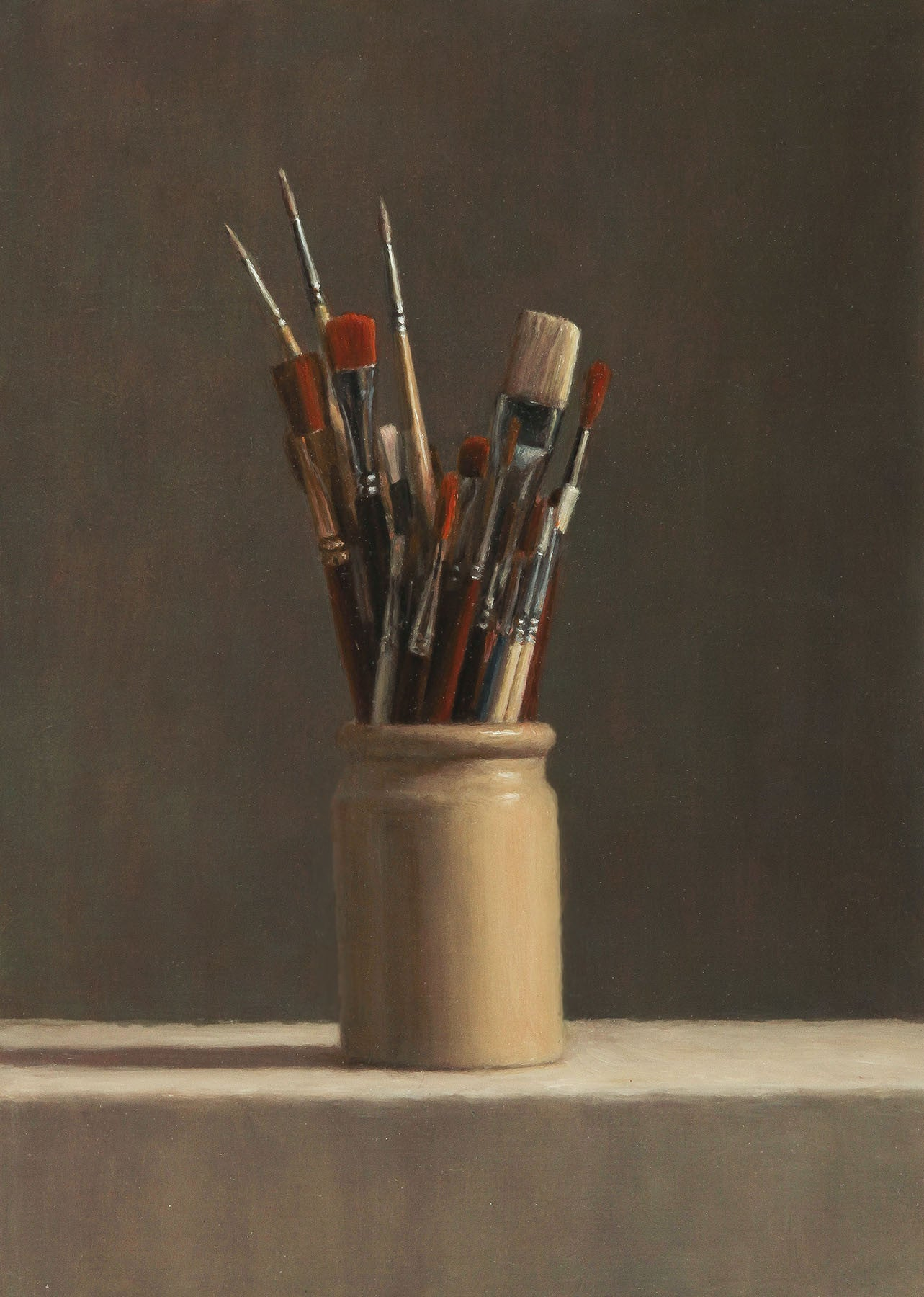 'Long Brushes'