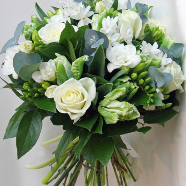 Fragrant White Bouquet