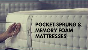 Tips on Pocket Springs and Memory Foam