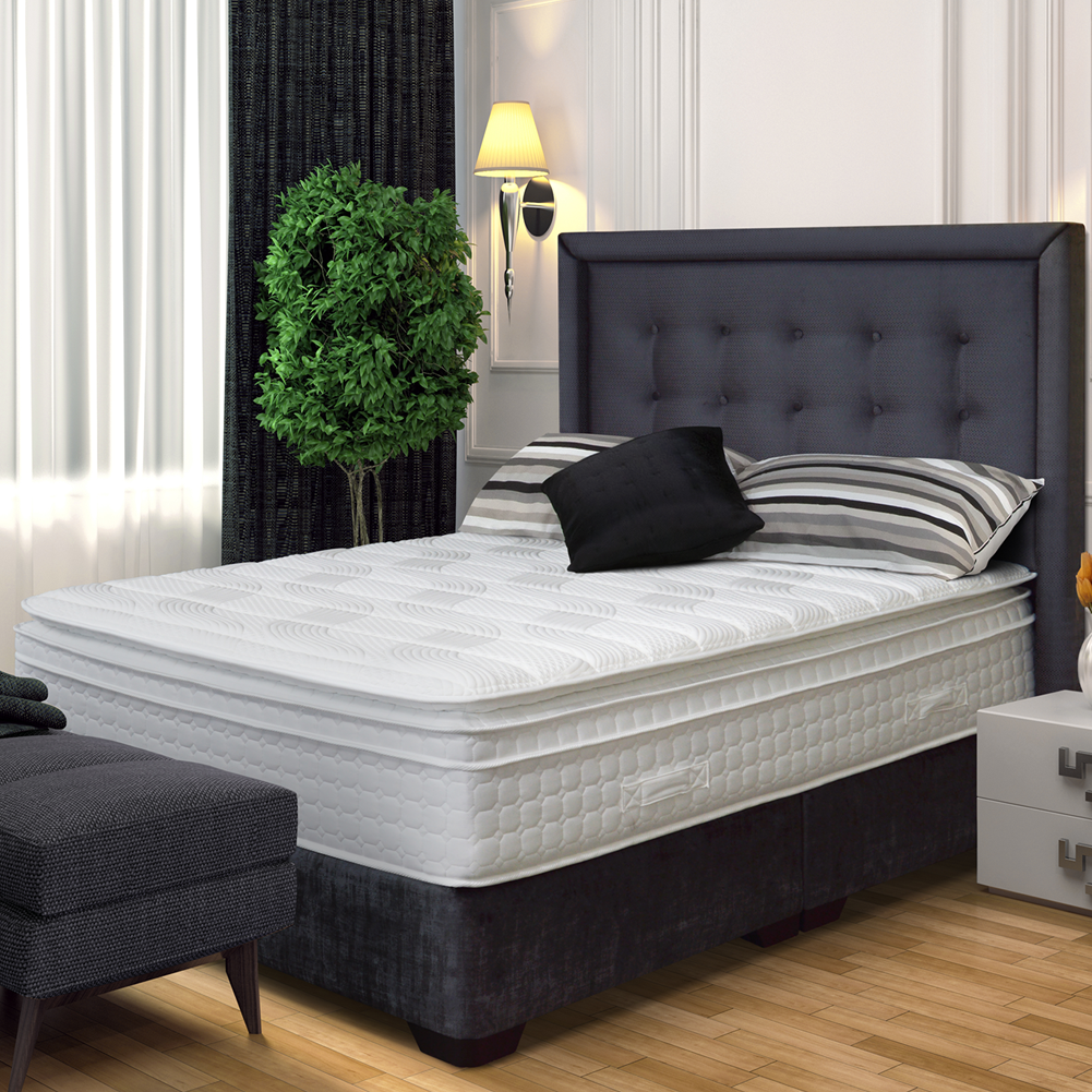 Connoisseur 4000 Mattress - Discount Furniture Ireland (38779486228) (4961301528647)