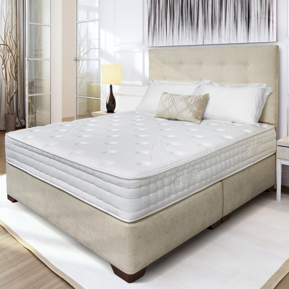 DFI Pocket Sprung 1000  Discovery Mattress - Discount Furniture Ireland (38848233492)