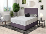 DFI Super King (6ft)  Premium Divan Bed with  Headboard  Option (4800282755143)