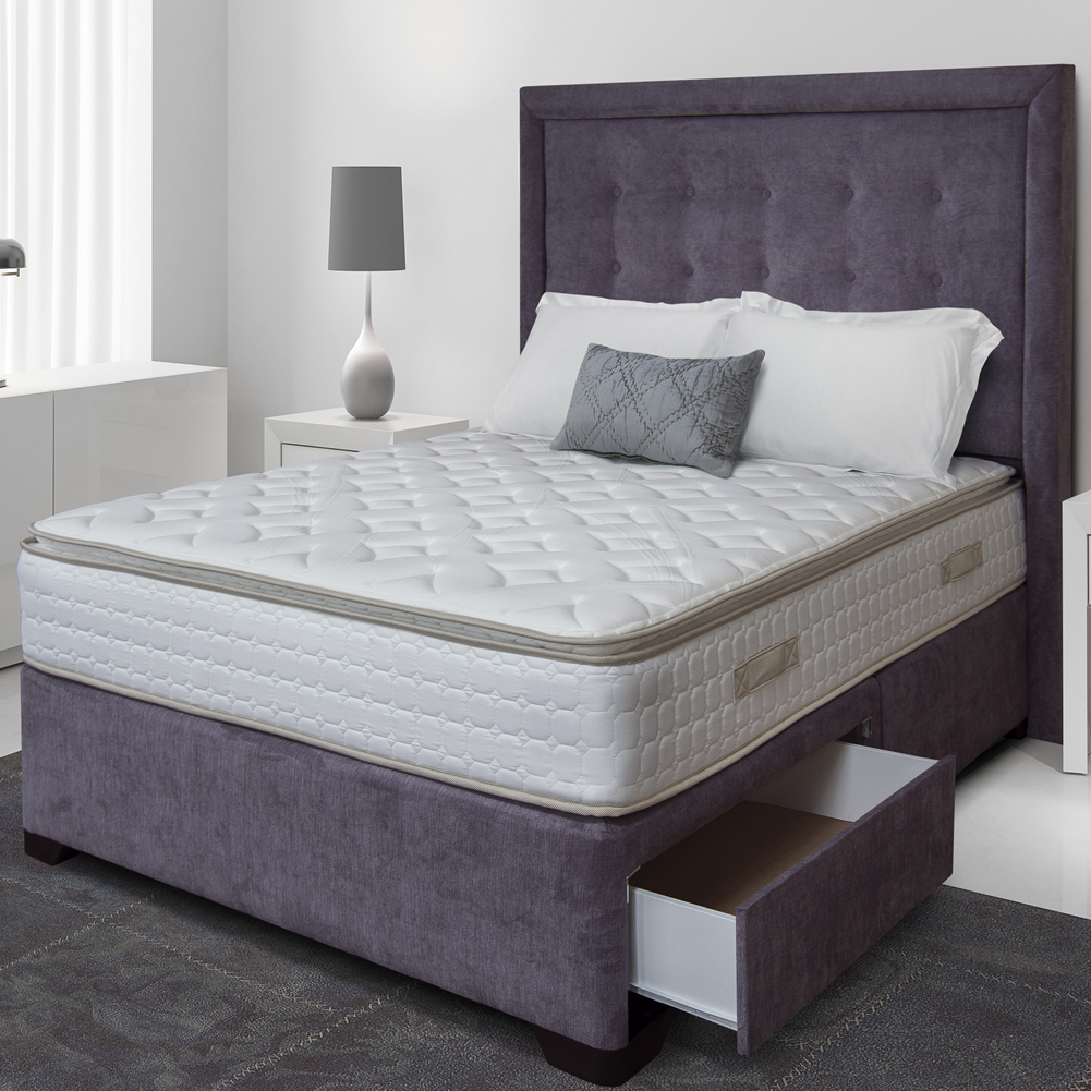 Lifestyle Pillowtop Mattress - Discount Furniture Ireland (1302218604615)