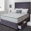 Lifestyle Pillowtop Mattress - Discount Furniture Ireland (1302218604615) (4962757017671)