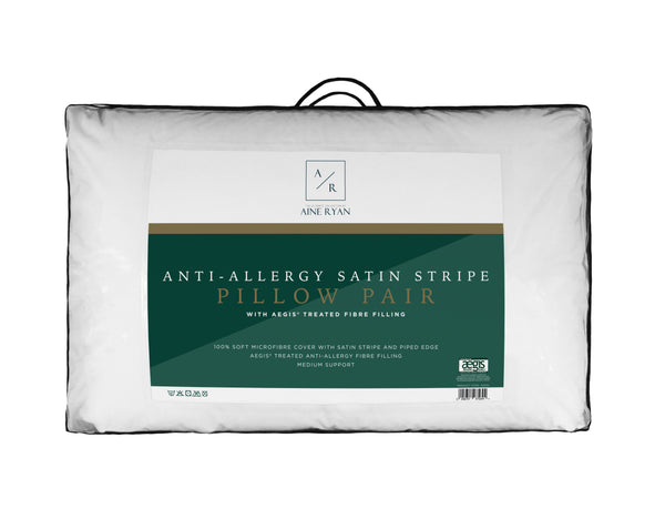 Aine Ryan Hotel Quality Luxury  Pillows - Twin Pack (4847415230535)