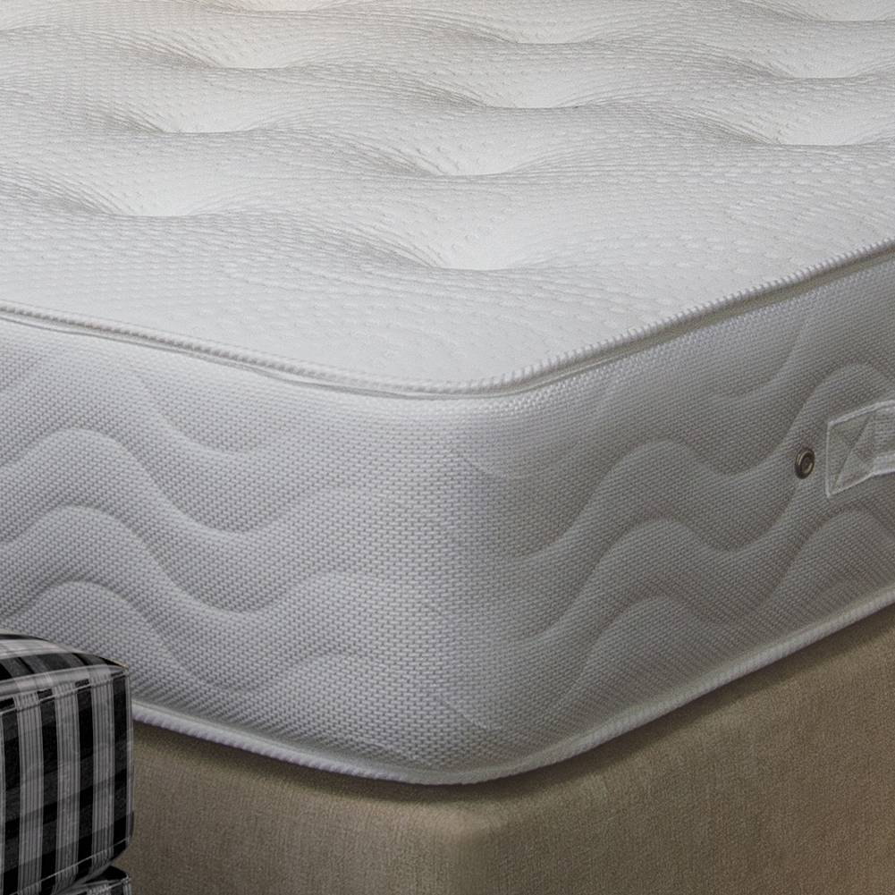 Sanctuary Pocket Mattress - Discount Furniture Ireland (1302229549127) (4961302872135)