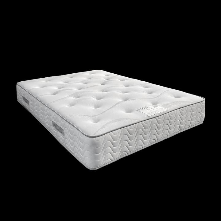 DFI Whisper Mattress with Divan Bed and Headboard (4948839006279)