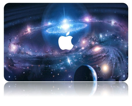 Macbook Case | Galaxy Space Collection - Bright Space - Case Kool