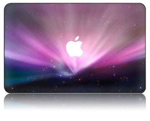 Macbook Case | Galaxy Space Collection - Pink Space - Case Kool