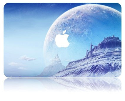 Macbook Case | Galaxy Space Collection - Snowy - Case Kool