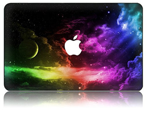 Macbook Case | Galaxy Space Collection - Colourful Space - Case Kool