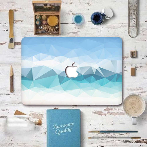 Macbook Decal Skin | Colorful Collection - Cool - Case Kool