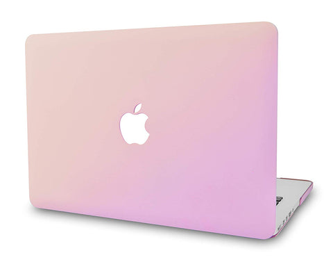 Macbook Case | Color Collection - Pale Pink Lavender - Case Kool