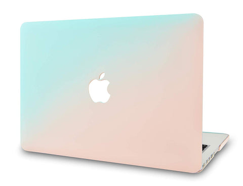 Macbook Case | Color Collection - Blue Green - Case Kool