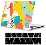 Macbook Case with Keyboard Cover Package |  graffiti