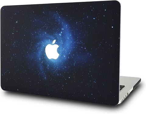 Macbook Case | Galaxy Space Collection - Blue