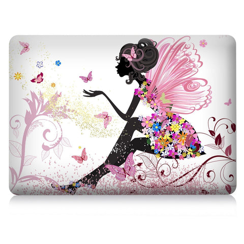 Macbook Case | Oil Painting Collection - Butterfly - Case Kool