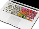 Macbook Ultra-Thin Keyboard Cover - Brain (US/CA keyboard) - Case Kool