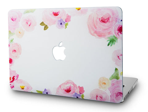 Macbook Case | Floral Collection - Flower 5 - Case Kool