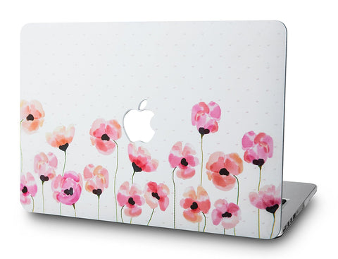 Macbook Case | Floral Collection - Flower 1 - Case Kool