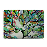 Macbook Case | Oil Painting Collection - Spring Tree - Case Kool