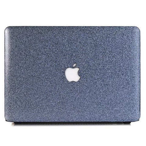 Macbook Case | Color Collection - Sparkly Grey - Case Kool
