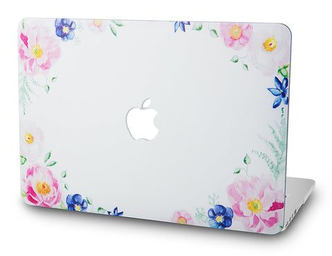 Macbook Case | Floral Collection - Flower 4 - Case Kool