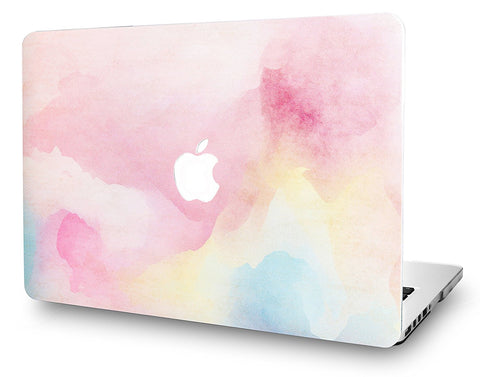 Macbook Case | Oil Painting Collection - Rainbow Mist - Case Kool