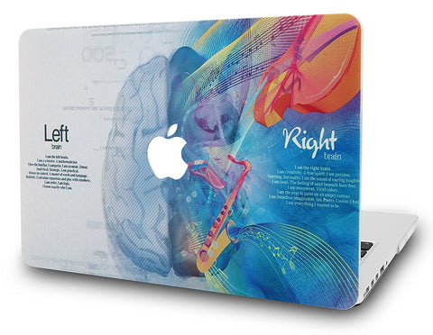 Macbook Case | Color Collection - Brain3 - Case Kool
