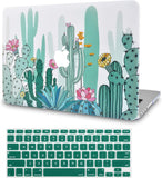 Macbook Case with Keyboard Cover Package |  Cactus 3