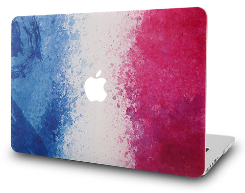 Macbook Case | Oil Painting Collection - French Flag - Case Kool