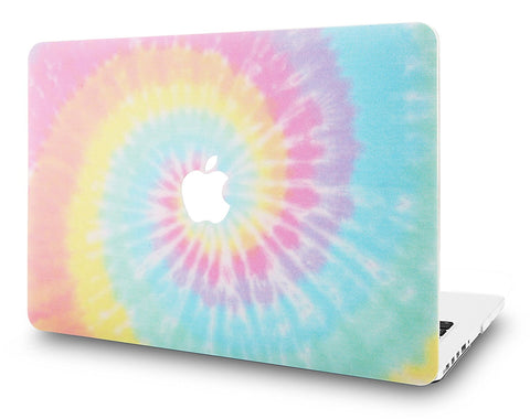 Macbook Case | Color Collection - Colorful Spin - Case Kool