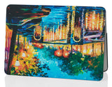 Macbook Case | Oil Painting Collection - River - Case Kool