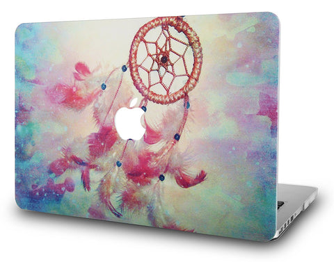 Macbook Case | Color Collection - Colorful Feather - Case Kool