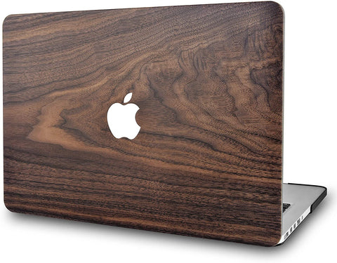 Macbook Case | Color Collection - Walnut Wood