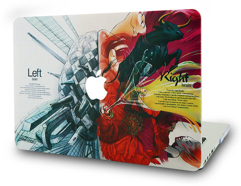 Macbook Case | Color Collection - Brain2 - Case Kool
