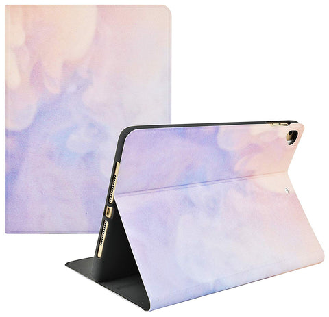 iPad Case | Paint Collection - Blue Mist - Case Kool
