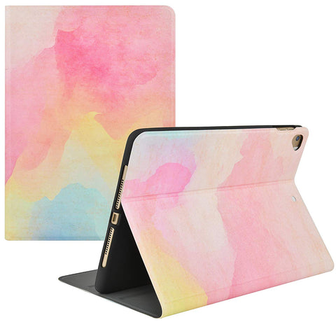 iPad Case | Paint Collection -  Rainbow Mist - Case Kool