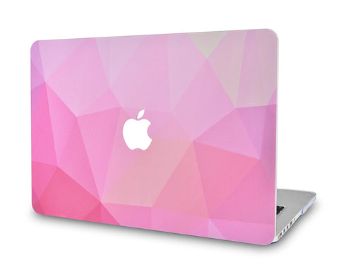Macbook Case | Color Collection - Pink Diamond - Case Kool