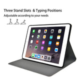 iPad Case | Color Collection - Black White Grey - Case Kool