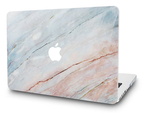 Macbook Case | Marble Collection - Granite Marble - Case Kool